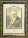 Jack Daniel y x27; museo de s Fotos de archivo libres de regalías