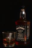 Jack Daniels Fotografia de Stock