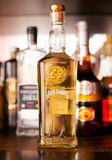 Jack Daniels-Leitartikel Lizenzfreie Stockfotos