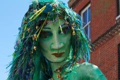 Jack dans le festival vert, Hastings.  2013 Photos stock