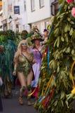Jack dans le festival vert, Hastings Images libres de droits