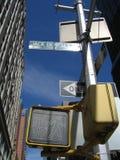 Jack dempsey Corner nyc stock image