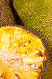 Jack fruit. At the market in Thailand Stock Image
