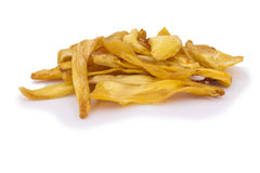 Jack fruit chips from south India. Royalty Free Stock Photo
