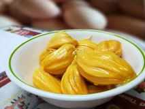 Jack Fruit doux photographie stock