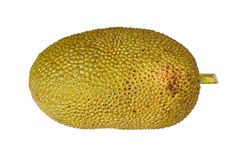 Jack fruit. Isolated on white background Stock Image