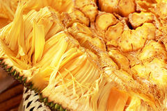 Jack fruit on the market Royalty Free Stock Photography