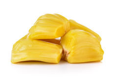 Jack fruit on white background Royalty Free Stock Image