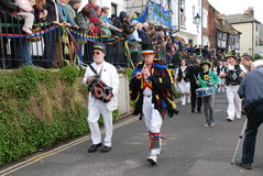 Jack In The Green festival, Hastings Royalty Free Stock Image
