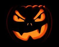 Jack halloweenowi Lampiony O Obraz Stock