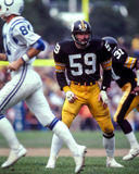 Jack Ham Pittsburgh Steelers Stock Photos