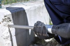 Jack-hammer Stock Photos