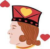 Jack Of Hearts Royalty Free Stock Photo