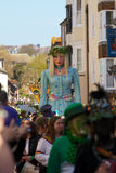 Jack in het Groene Festival, Hastings.  2013 Stock Foto's