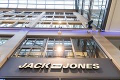 Jack Jones Royalty Free Stock Image