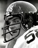 Jack Lambert Pittsburgh Steelers Royalty Free Stock Image