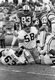 Jack Lambert Pittsburgh Steelers Stock Photos