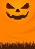 Jack Lantern Halloween Background Photos stock