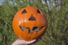 Jack Lantern pour Halloween photographie stock