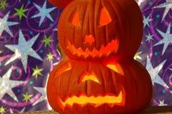 jack lanterns o στοκ φωτογραφία με δικαίωμα ελεύθερης χρήσης