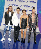 Jack Lawless, Joe Jonas, JinJoo Lee and Cole Whittle of DNCE Stock Photography
