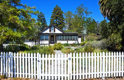 Jack London's historic cottage Stock Images