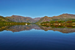 Free Jack London S Lake. Summer, Reflexions Royalty Free Stock Photos - 62984628
