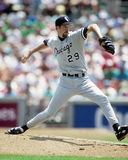 Jack McDowell, Chicago White Sox Imagem de Stock