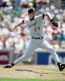 Jack McDowell, Chicago Witte Sox Stock Afbeelding