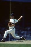 Jack Morris. Detroit Tigers pitcher Jack Morris. (Image from color slide Royalty Free Stock Images