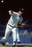 Jack Morris. Detroit Tigers pitcher Jack Morris. (Image from color slide Stock Photography