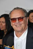 Jack Nicholson Stock Photo