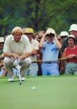 Jack Nicklaus PGA-golfare Fotografering för Bildbyråer