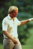 Jack Nicklaus PGA-golfare Arkivbild