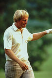 Jack Nicklaus, PGA golfista Fotografia Stock