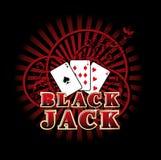 Jack noir Photos libres de droits