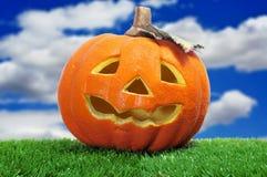 Jack-o-фонарик Halloween Стоковая Фотография RF