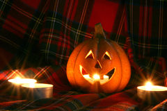 Jack-o-lantern Royalty Free Stock Photography