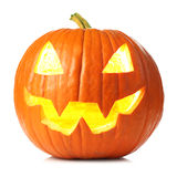 Jack-o'-lantern Stock Photos