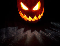 Jack-o-lantern 2 Stock Image