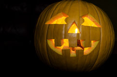Jack-o Lantern Royalty Free Stock Photo