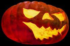 Jack-o'-lantern Stock Image