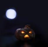 Jack'o'lantern Fotografia Stock