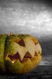 Jack-o'-lantern Fotografia Stock Libera da Diritti