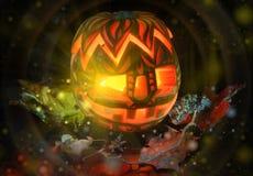Jack o'Lantern Royalty Free Stock Photo