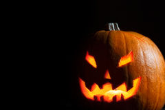 Jack-O-Lantern Royalty Free Stock Photo