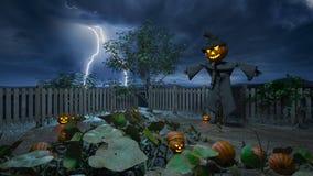 Jack o lantern Royalty Free Stock Image