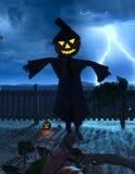 Jack o lantern Stock Photography
