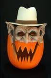 Jack O Lantern Elf Stock Image