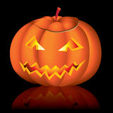 Jack-o-lantern halloween Royalty Free Stock Photos